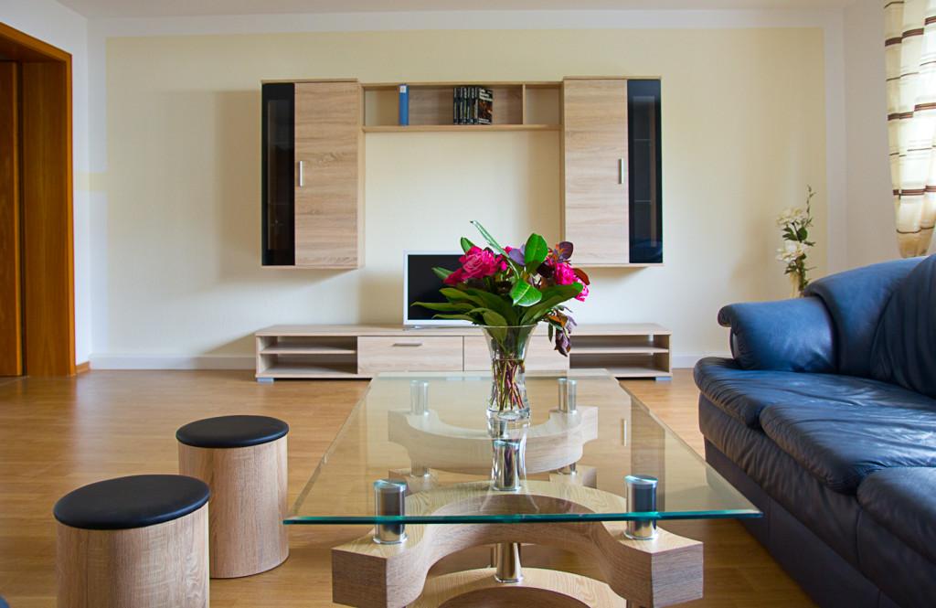 Ferienwohnung in Bensheim - Wohnzimmer