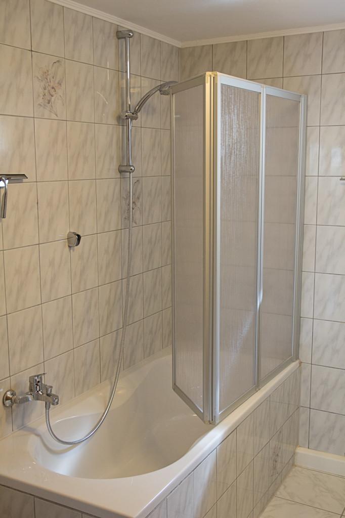 Badezimmer - Ferienwohnung in Bensheim